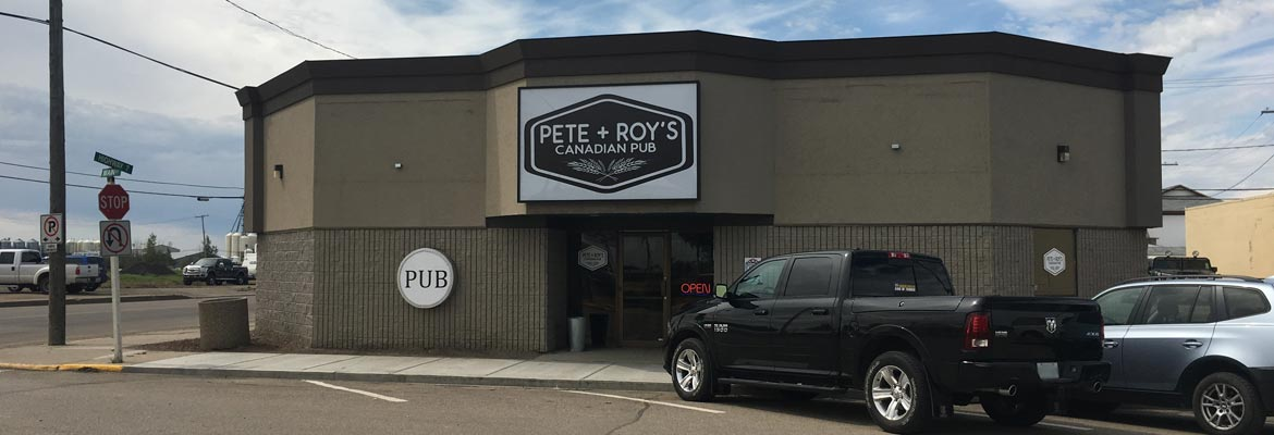 Pete & Roy's Canadian Pub
